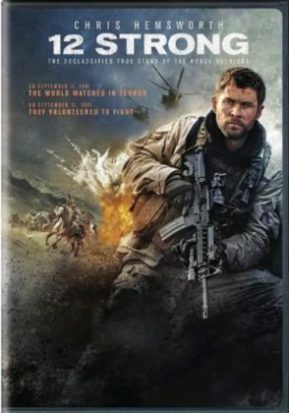 12 Strong is the Top Blu-ray & DVD Rentals Title for the week of May 13, 2018