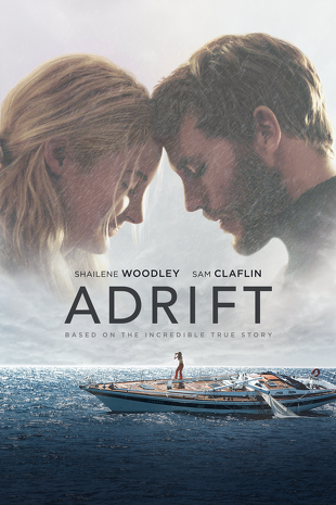 Adrift is the Top On Demand Movies Title