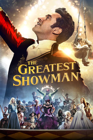 The Greatest Showman is the Top On Demand Movies chart winner for week of April 15, 2018
