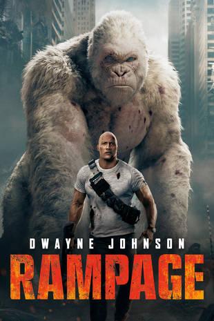 Rampage is the Top Digital Movies Sales & Rentals Title