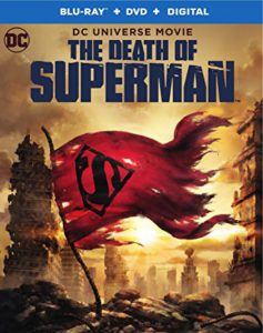 Death of Superman is the Top Blu-ray DVD Sellers chart
