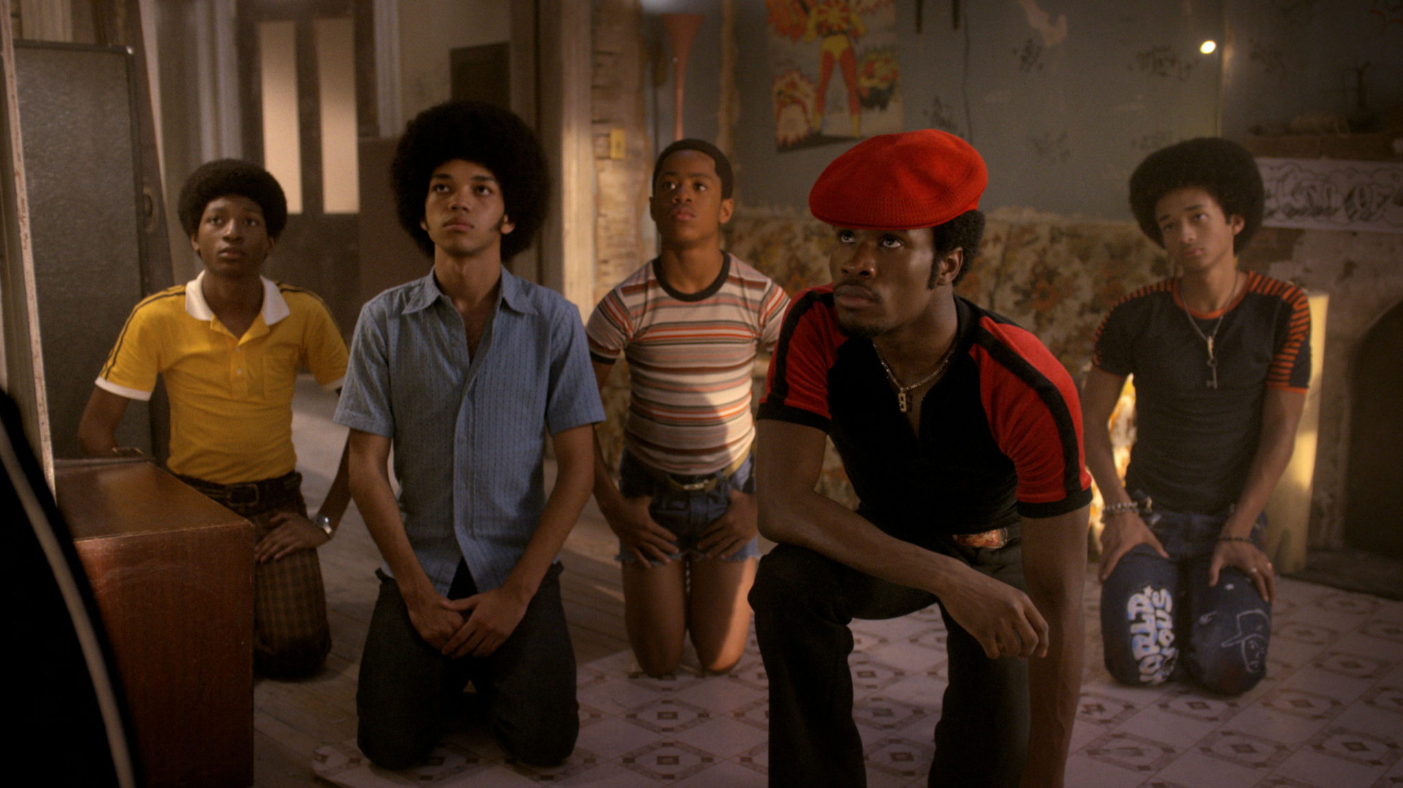 The Get Down was canceled by Netflix.