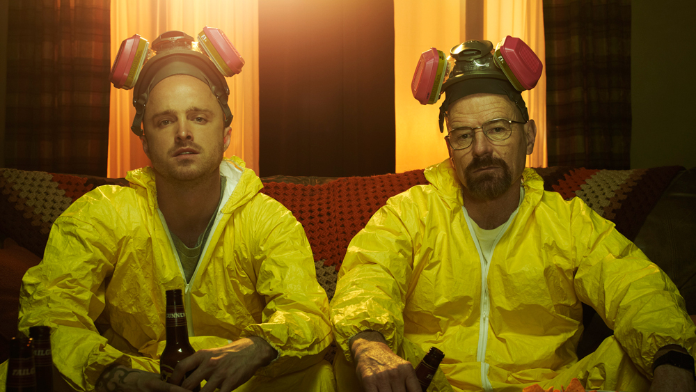 Breaking Bad is one of the top licensed shows on Netflix.