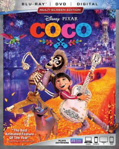 Redbox says Disney is trying to stop it from buying 'Coco' discs.