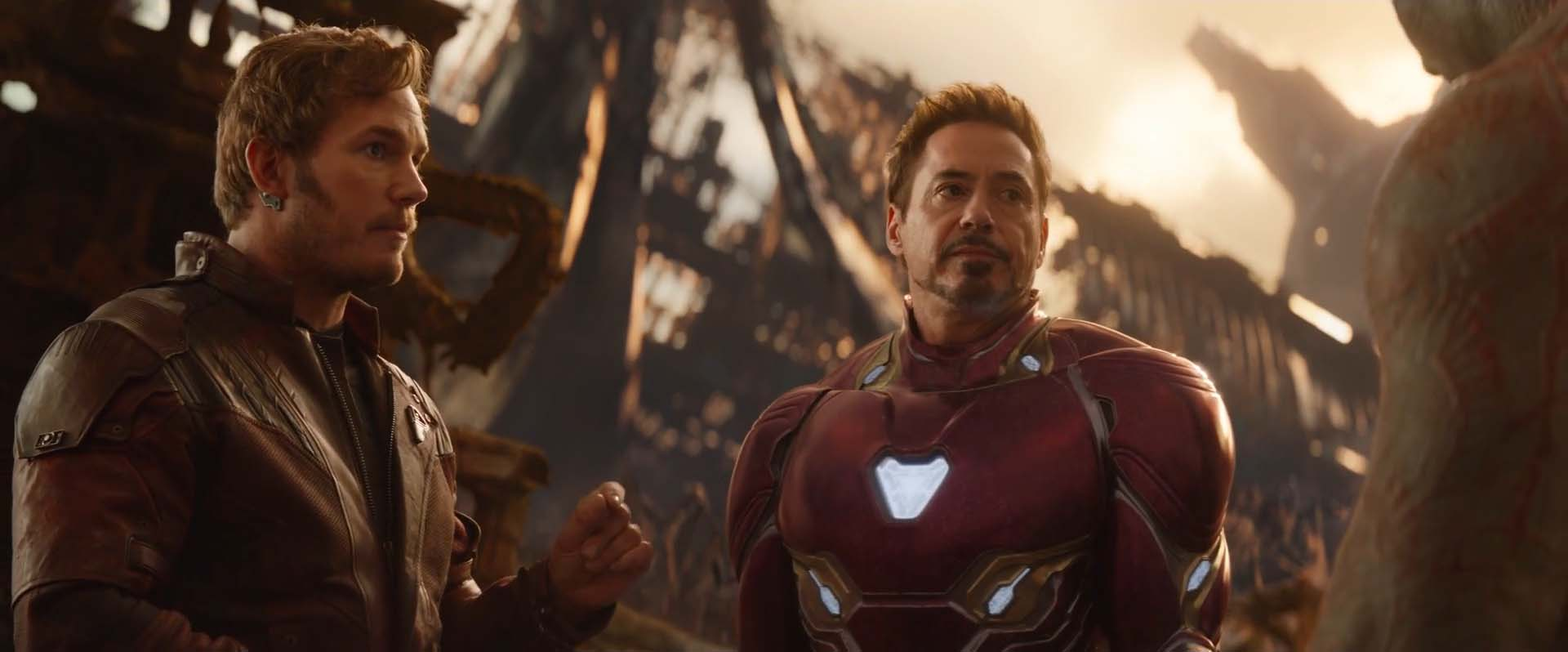 Avengers: Infinity War is the No. 1 title at the 2018 summer box office.