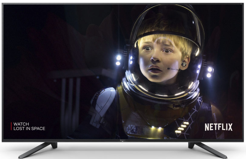 Sony TV Calibrated for Netflix
